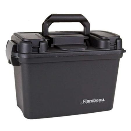 Flambeau 18in Dry Box Black Tactical