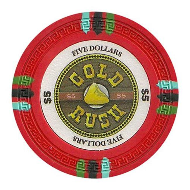 Bry Belly CPGR-$5 25 Roll of 25 - Gold Rush 13. 5 Gram - $5