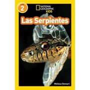 National Geographic Readers: Las Serpientes (Snakes) - eBook