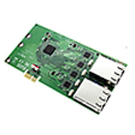 Jetway ETB4G 4-port Intel i211-AT Gigabit LAN Side-port Expansion Module  for Jetway NF9HG-2930 or NF9HB-2930