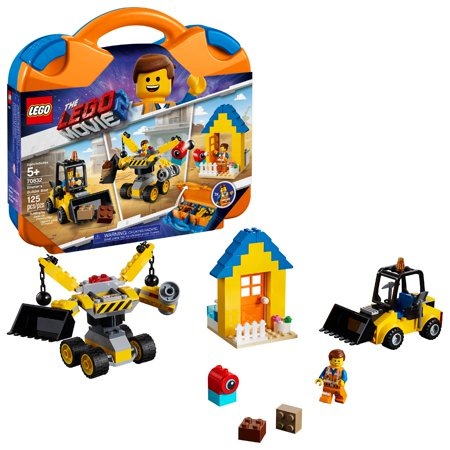 LEGO Movie Emmet's Builder Box! 70832