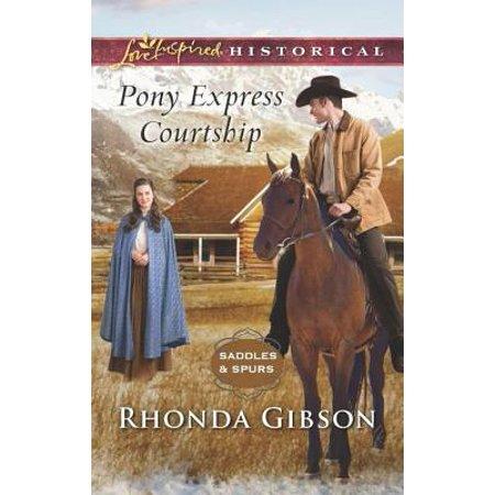 Pony Express Courtship - eBook - Pony Express Bible