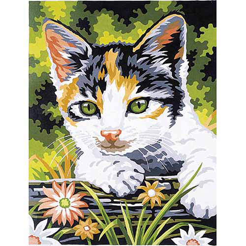 """Reeves Junior Paint By Number Kits, 9"""" x 12"""""""