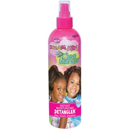 African Pride Dream Kids Olive Miracle Detangler, 8