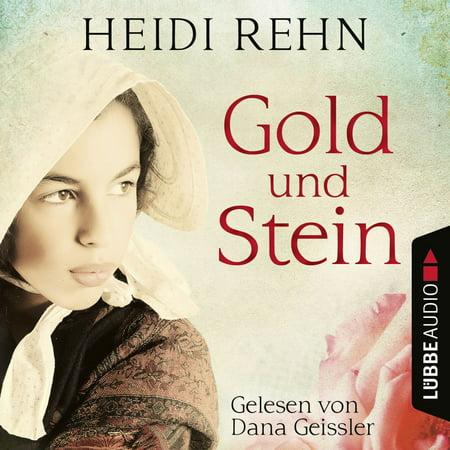 Heidi Satin (Gold und Stein - Audiobook)