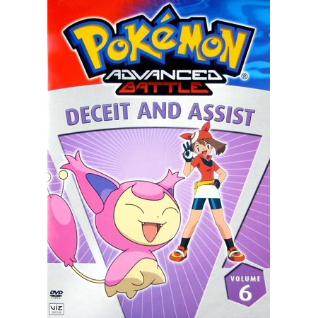 Pokemon Advanced Generation Series - Pokemon (Video): Pokemon Advanced Battle Volume 6: Deceit & Assist (Other)