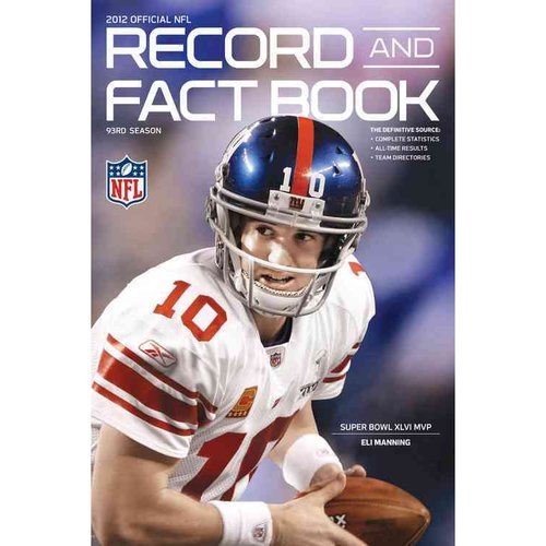 Official NFL Record & Fact Book 2012