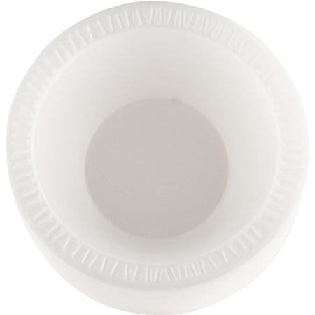 - Dart Concorde Foam Bowl, 10 12oz, White, 125/Pack, 8 Packs/Carton