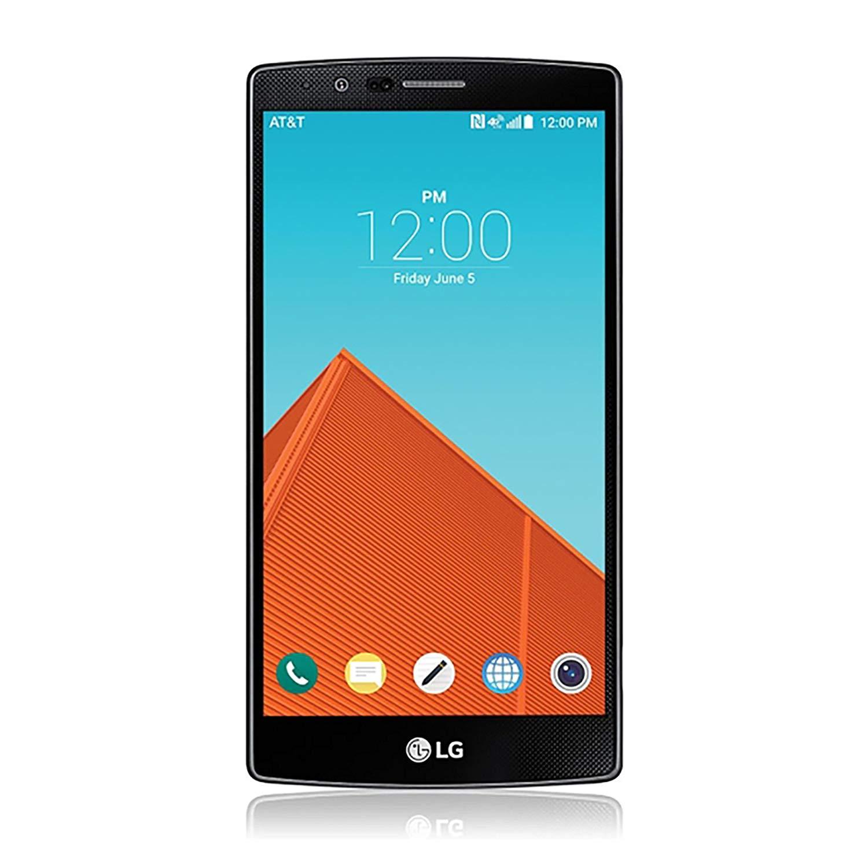 G4 LG H810 32GB AT&T GSM Global Unlocked Smartphone - Black