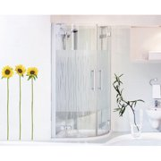 Smart Deco 9 Piece Sunflowers Wall Decal