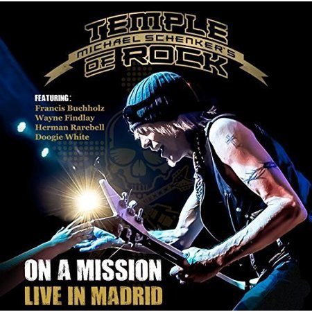 On A Mission: Live In Madrid (Madrid Vinyl)