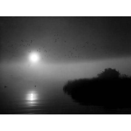 - Duck Hunting Print Wall Art By A. Aubrey Bodine