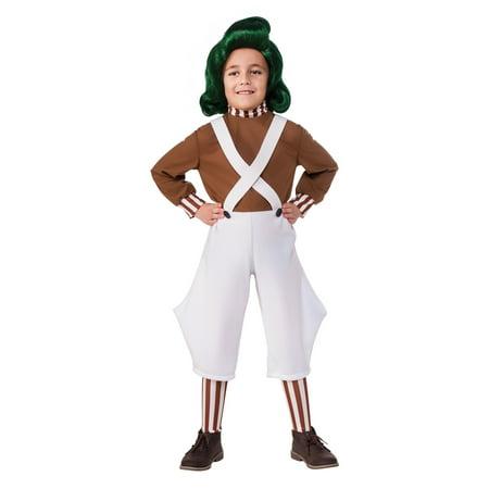 Child Oompa Loompa Costume](Oompa Loompa Costume Halloween)