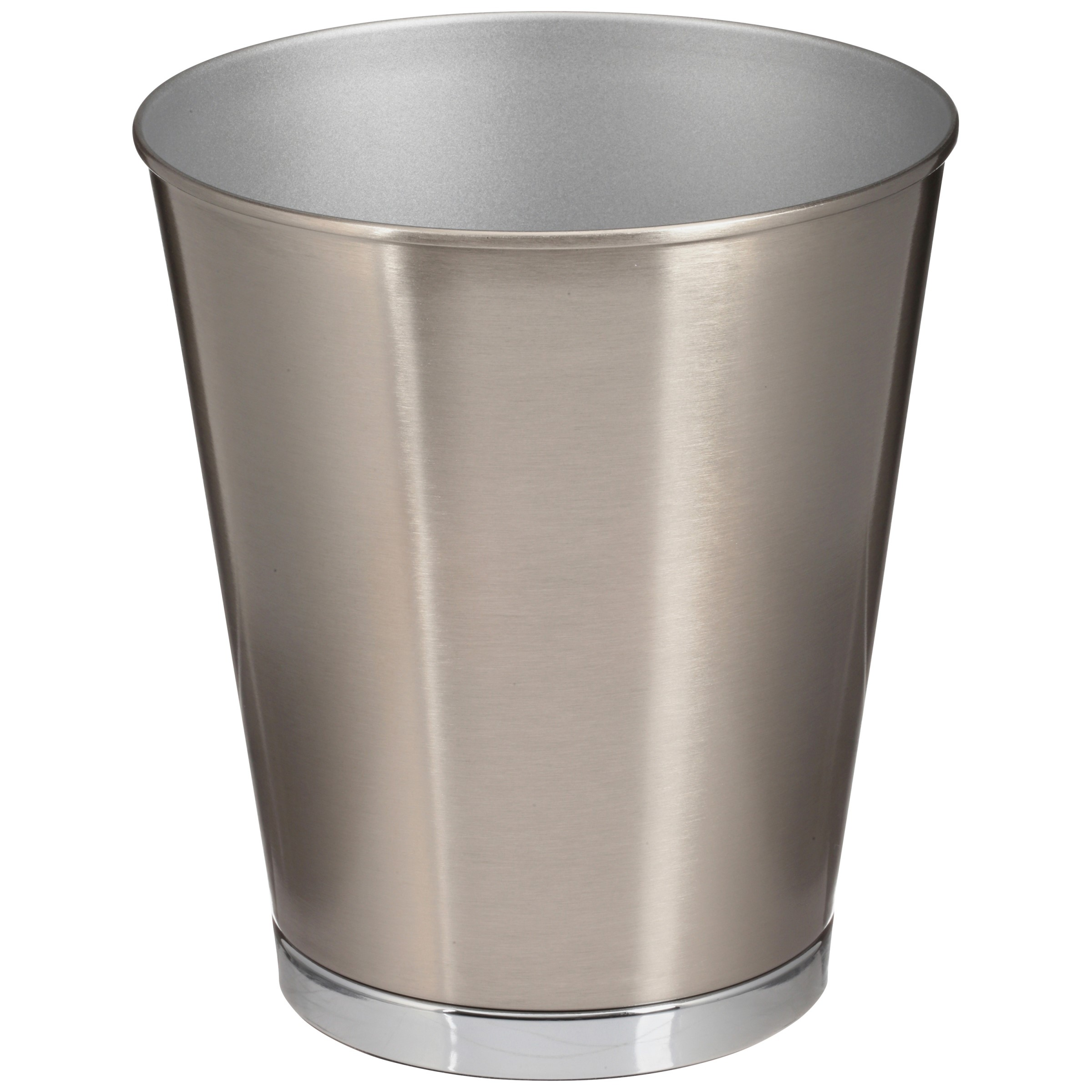 Better Homes & Gardens Silver Metal Waste Bin