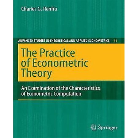 The Practice of Econometric Theory - image 1 of 1