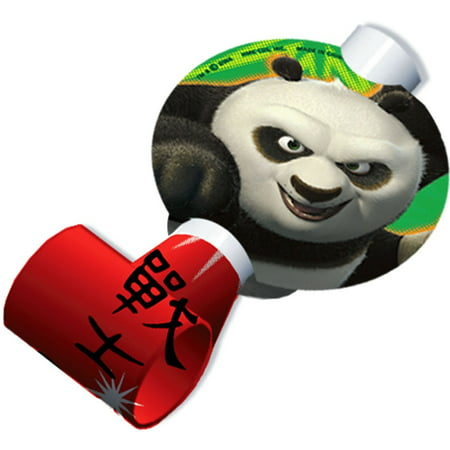 Kung Fu Panda 2: The Kaboom of Doom Blowouts (8 per package) By Kung Fu Panda The Kaboom of (Kung Fu Weapons For Sale In India)