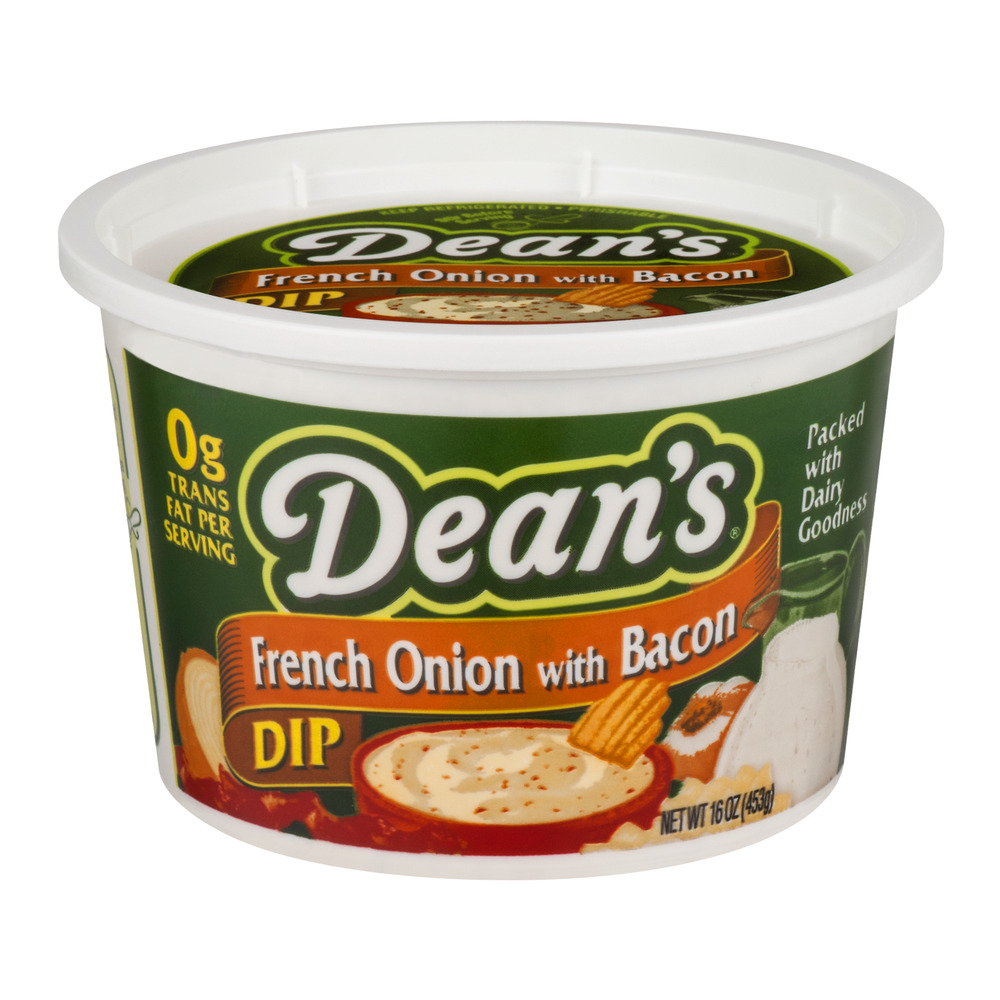 Dean's French Onion with Bacon Dip, 16.0 OZ