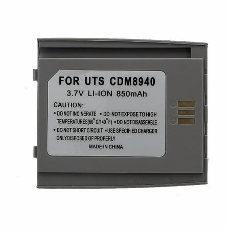 - OEM UTStarcom BTR8940 850 mAh Replacement Battery for UTStarcom CDM8940