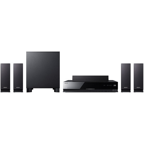 Sonus Systems Sony Bdv - e 370 Blu - ray Home Theater System With Dvd Upscaling, Front Usb And Quick Start Function