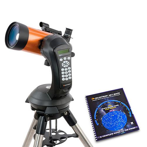 Celestron 11036 Nexstar 5SE Computerized Telescope with skymaps