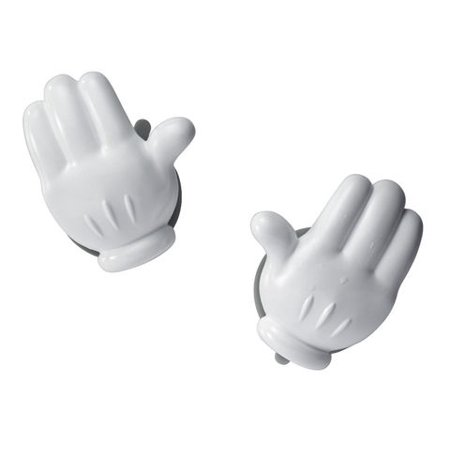 Mickey Mouse Accessories (The First Years Disney Baby Helping Hands Bath Accessory, Mickey)