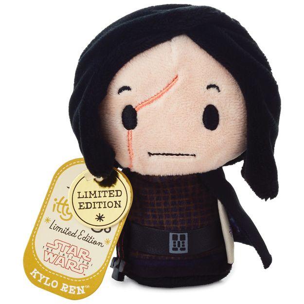 itty bittys Star Wars: The Last Jedi Kylo Ren Stuffed Animal Limited Edition