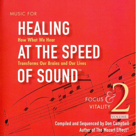 Music for Healing at Speed of Sound 2: Focus &