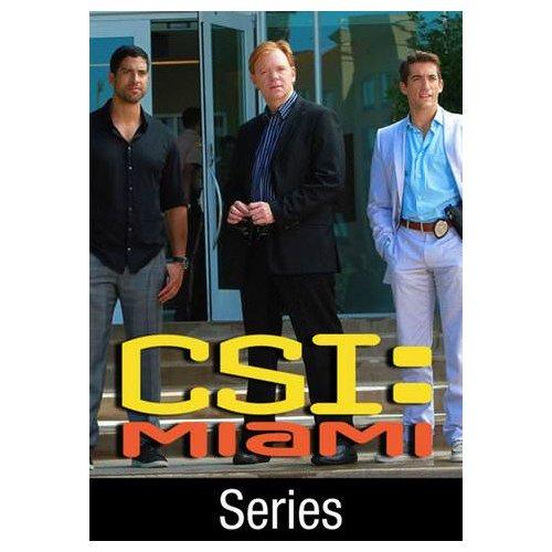 CSI: Miami [TV Series] (2002)