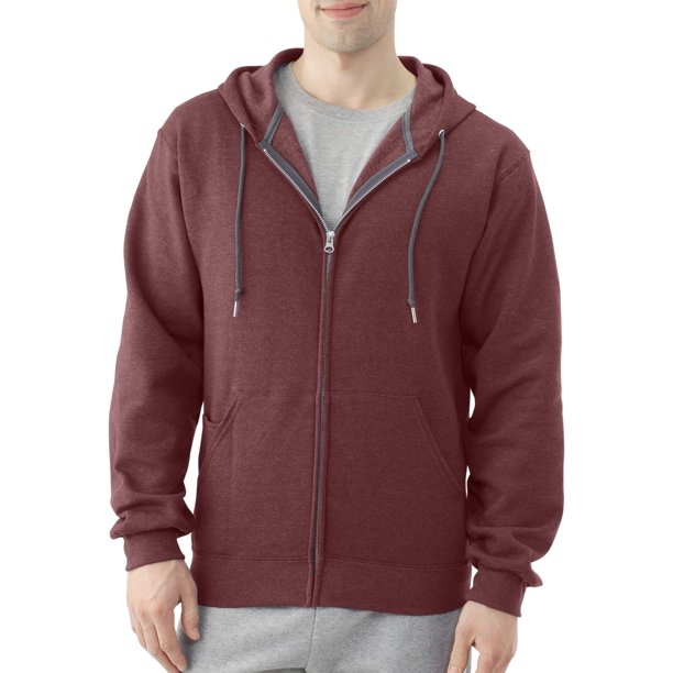 Men's Dual Defense Fleece Full Zip Hooded Sweatshirt