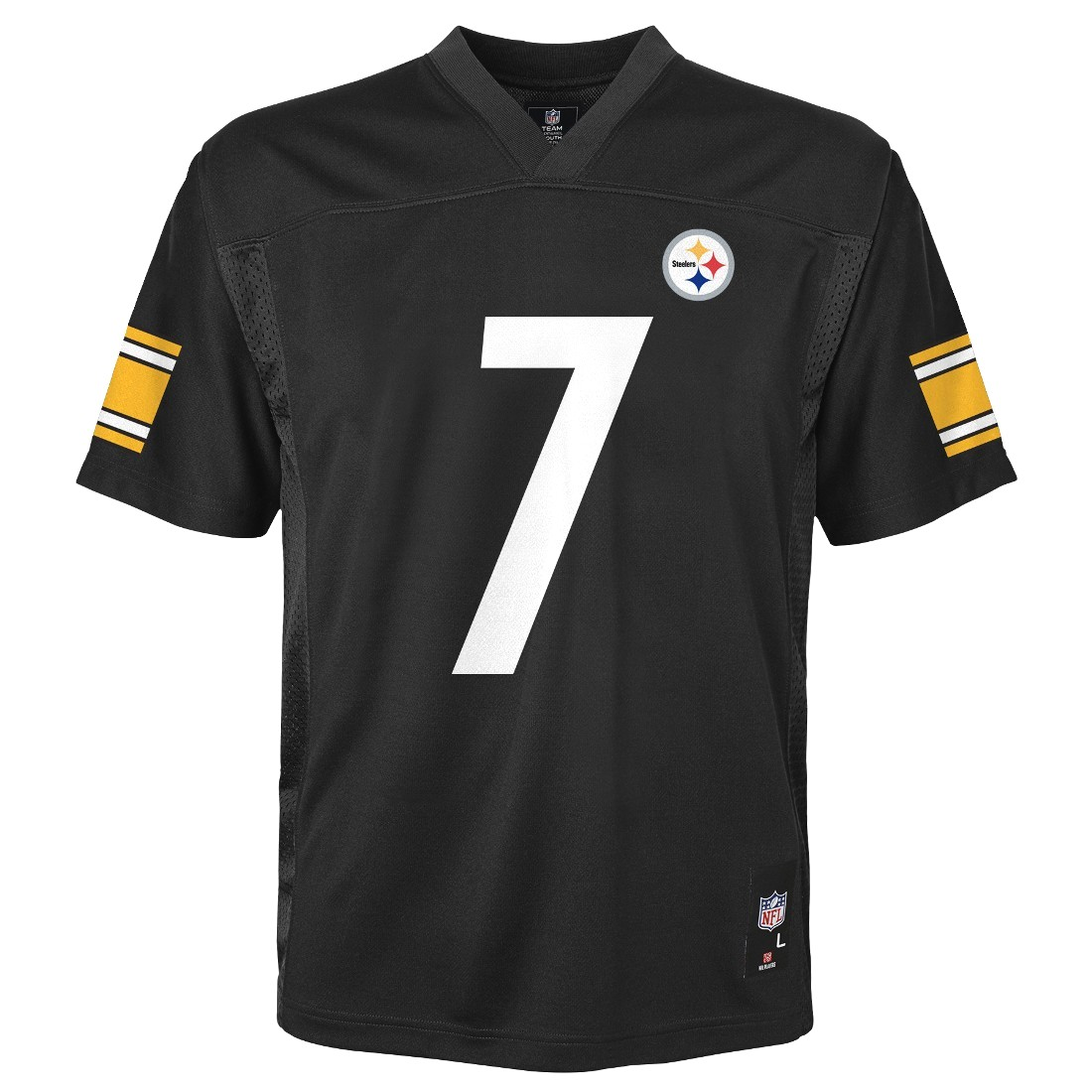 Ben Roethlisberger Pittsburgh Steelers Youth NFL Mid Tier Replica Jersey