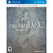 Final Fantasy X/X-2 HD Remaster Limited Edition (PlayStation 4)