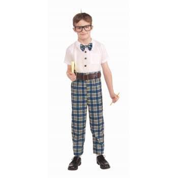Class Nerd Child Costume (M) - Nerd Costume Ideas For Guys