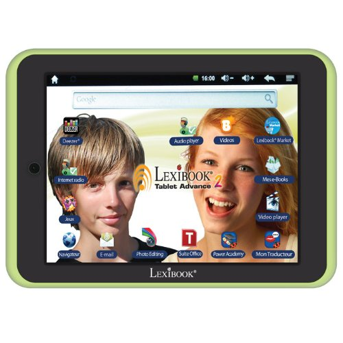 Lexibooks MFC181EN En Tablet Advance2 Syst