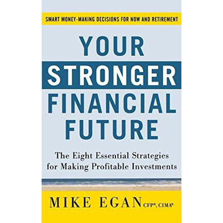 Your Stronger Financial Future By Egan, Mike - image 1 de 1