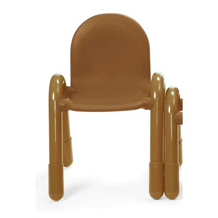 11 in. Angeles BaseLine Child Chair in Natural Woodgrain