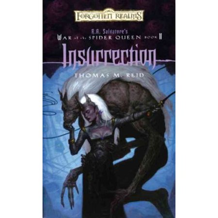 Insurrection: R.A. Salvatores War of the Spider Queen, Book II by