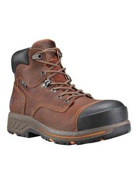 "Men's Timberland PRO Helix HD 6"" Composite Toe Work Boot"