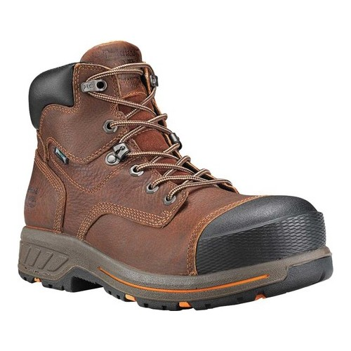 "Men's Timberland PRO Helix HD 6"" Composite Toe Work Boot"