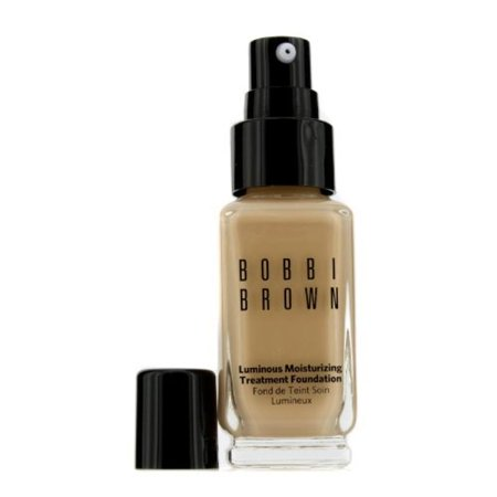 Bobbi Brown Luminous Moisturizing Treatment Foundation - # 2.5 Warm Sand (Bobbi Brown Moisturizing Cream Compact Foundation Reviews)
