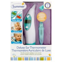 Summer Infant Ear & Oral Thermometer Set