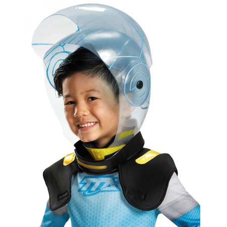 Miles From Tomorrowland Deluxe Child Halloween Costume, Small (4-6) - Costume Frog