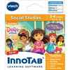 """InnoTab Software, Dora and Friends, In innotab dora and friends the search for mono by vtech dora and her friends meet a little boy who has lost his toy monkey mono on.., By VTech It comes to you in New and Fresh state Product Description InnoTab Software - Team Umizoomi Take learning to the next level with the Team Umizoomi learning game cartridge for the InnoTab systems. This cartridge includes three interactive learning games that use the color touch screen or tilt sensor to play. Your child will have fun as they learn about matching, counting, sequencing, and more. Kids can also read along with an e-book featuring Team Umizoomi while the pop-up dictionary gives animated definitions of words found in the e-book. Engaging creative activities allow kids to play and create with their favorite characters. Product Features Works with all InnoTab systems Three learning games reinforce skills such as matching, counting, sequencing, and more E-book tells an exciting story featuring Team Umizoomi Creative activities allow kids to play and create with their favorite Team Umizoomi characters Pop-up dictionary gives animated definitions of words in the e-book Product Measures: 0.5"""" x 2"""" x 1.5"""" Recommended Ages: 3-6 years From the Manufacturer Take learning to the next level with the Team Umizoomi learning game cartridge for the InnoTab systems. This cartridge includes three interactive learning games that use the color touch screen or tilt sensor to play. Your child will have fun as they learn about matching, counting, sequencing, and more. Kids can also read along with an e-book featuring Team Umizoomi while the pop-up dictionary gives animated definitions of words found in the e-book. Engaging creative activities allow kids to play and create with their favorite characters. What you see is what you will get"""