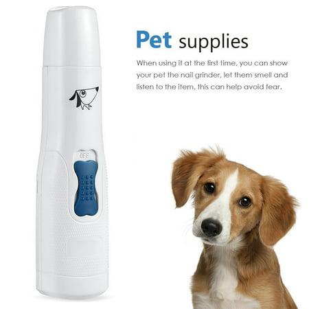 Premium Pet Nail Clipper Paws Grooming Trimmer Nail Grinder for Medium and Small (Best Nail Grinder For Small Dogs)