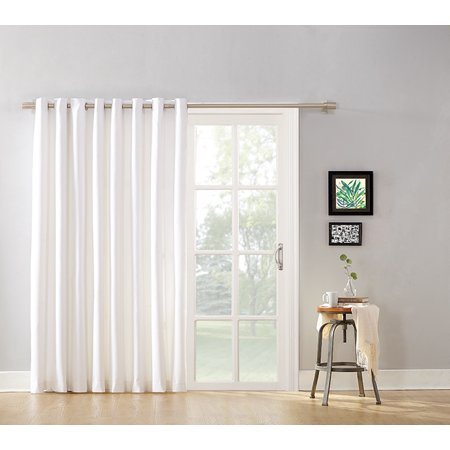 Mainstays Blackout Energy Efficient Extra Wide Sliding
