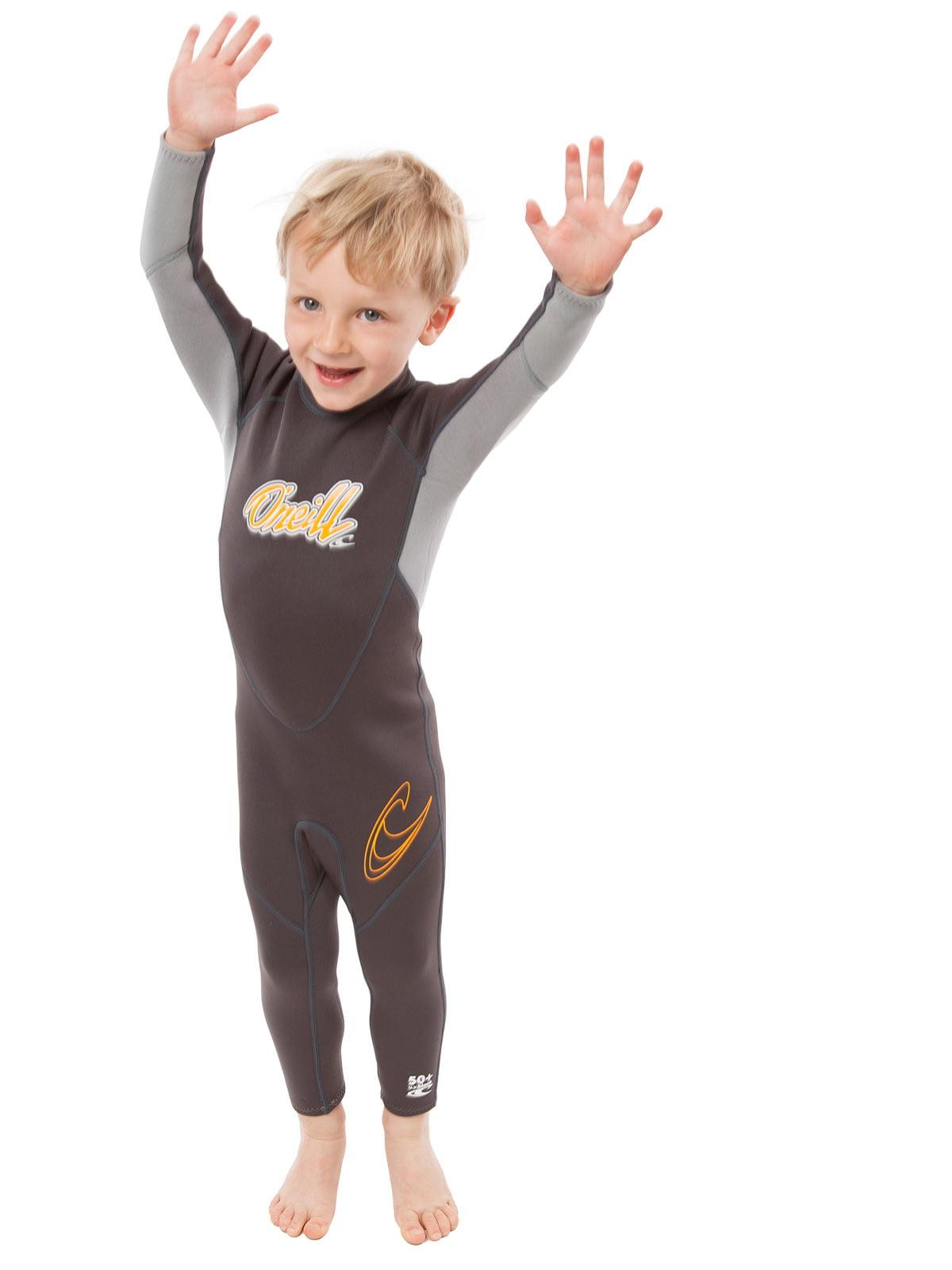 O/'Neill Toddler /& Little Kids Neoprene Full Body Wetsuit for Slender Children