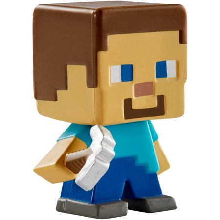 Minecraft Mini Chest-Theme Figures for Collecting and