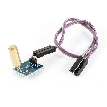 Unique Bargains 1-Channel 1CH Inclination Accelerometer Switch Module Tilt Sensor Board