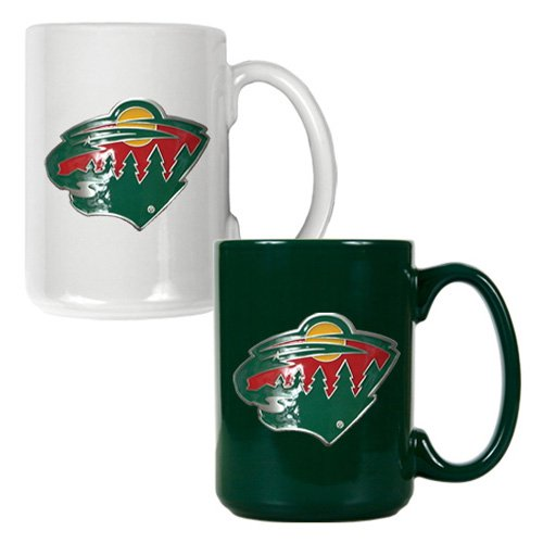 Great American NHL Logo Ceramic Mug Set