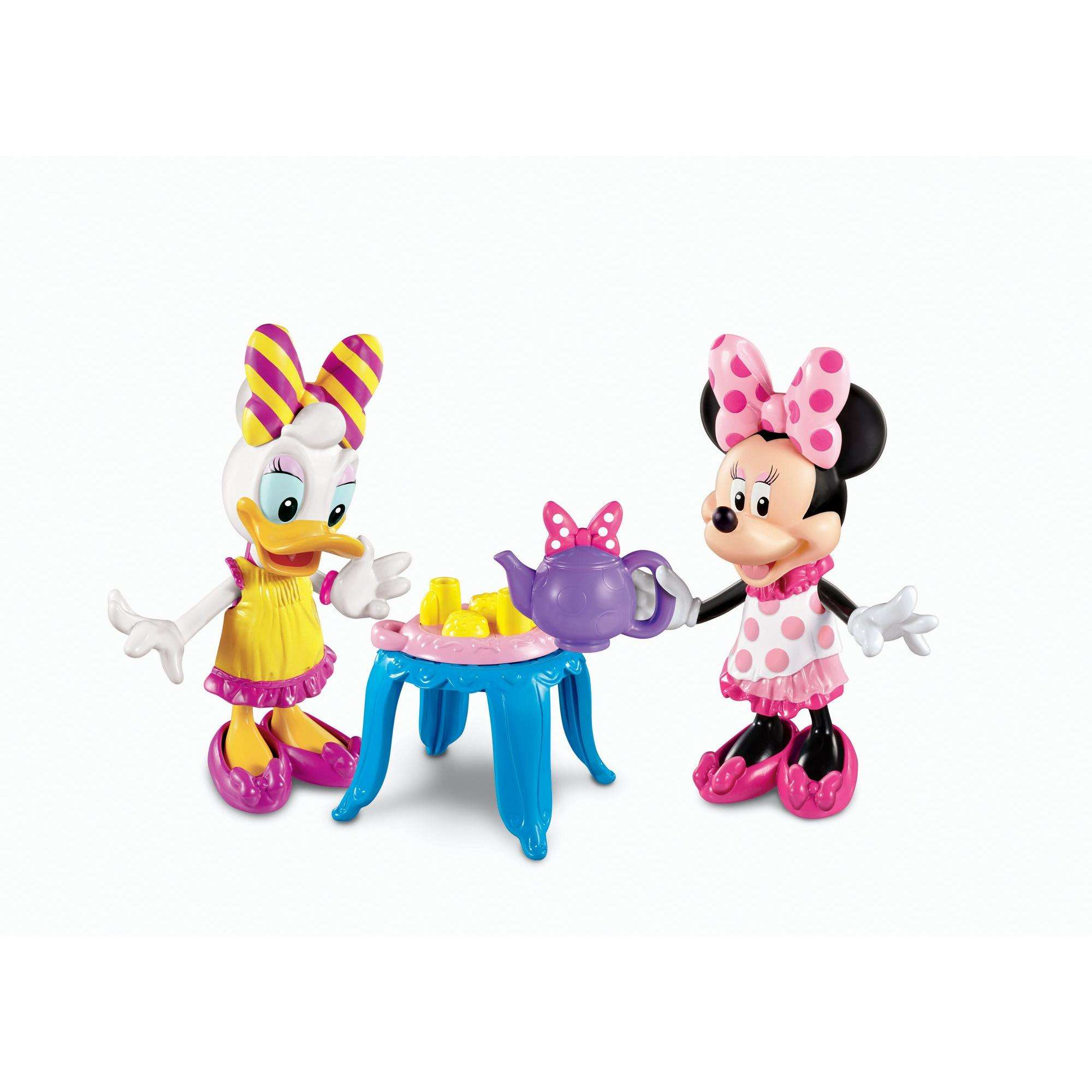 Disney Minnie Mouse Tea Party With Daisy Bow-Tique