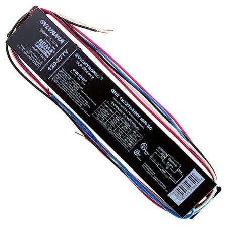 Sylvania Osram QHE1X32T8/UNV-ISN-SC T8 Fluorescent Ballast, 1 lamp, 120/277V 32W T8